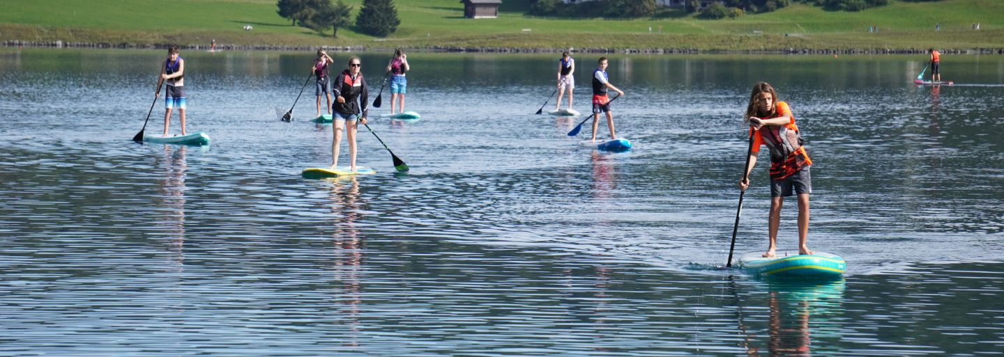 Stand up Paddling - Kids only!