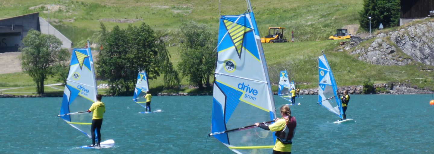 Windsurf-Schnupperkurs - Kids only!