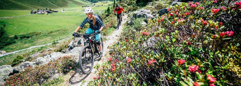 Mountainbike-Weekend Davos