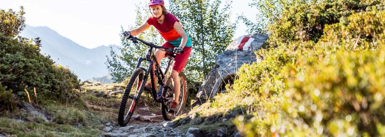 Mountain biking technique course - Women only!