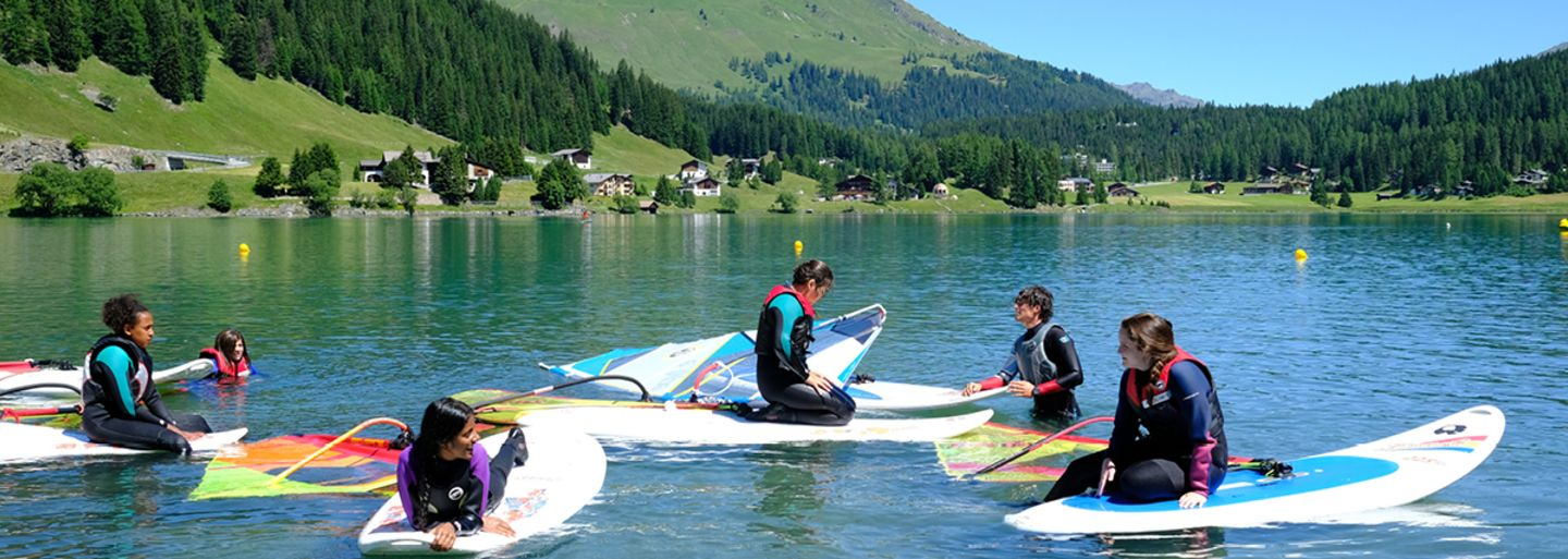 Introductory Windsurfing Course