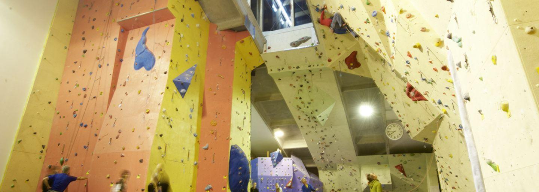 Rätikon Indoor Climbing