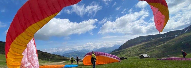 Taster Paragliding Day