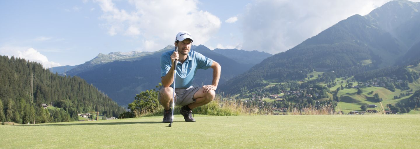 Introductory Golf Course Klosters