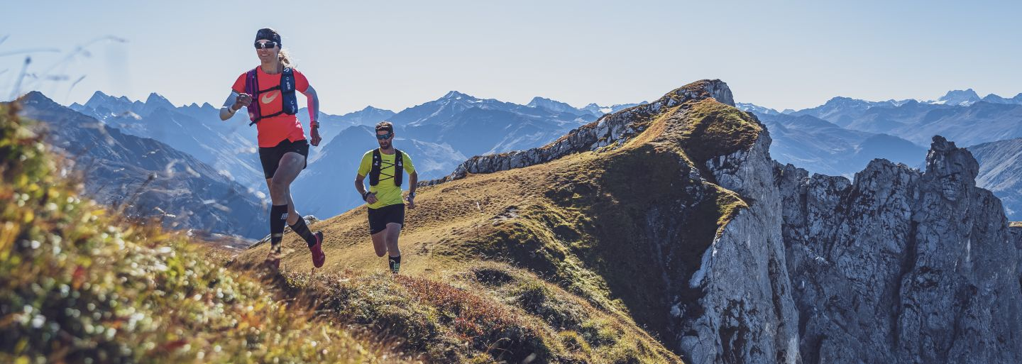Trailrunning Klosters