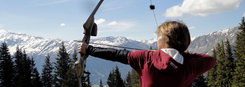 Archery taster course Grüenbödeli