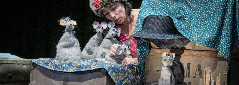 Kindertheater KGD: Frederick