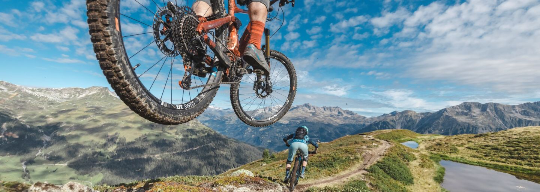 ROCK THE BOCK: Das Bike, BBQ & Bier Festival Davos
