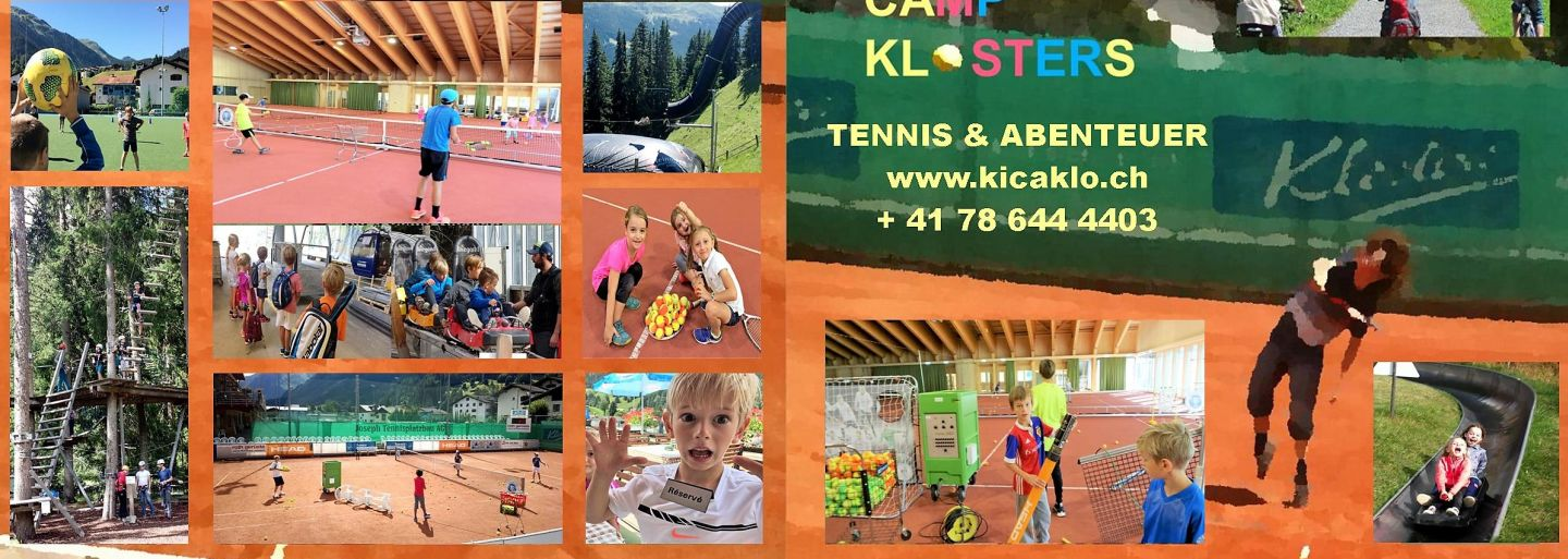Kids Camp Klosters