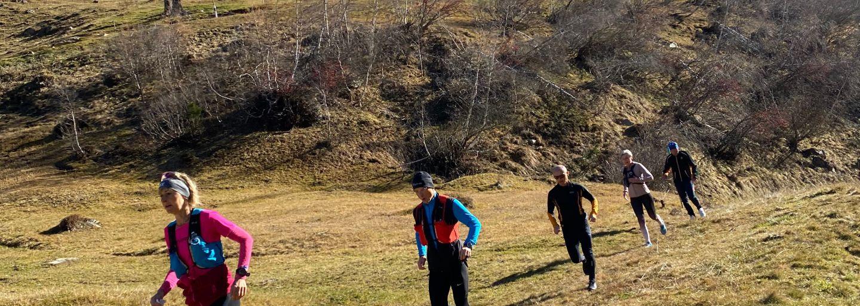 Langlauf meets Trailrunning