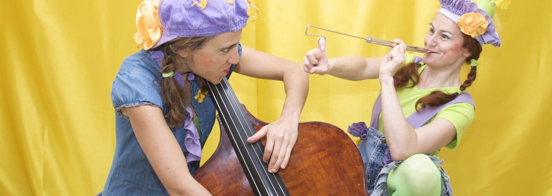 Kindertheater Klosters: Gügüg & Gagaga