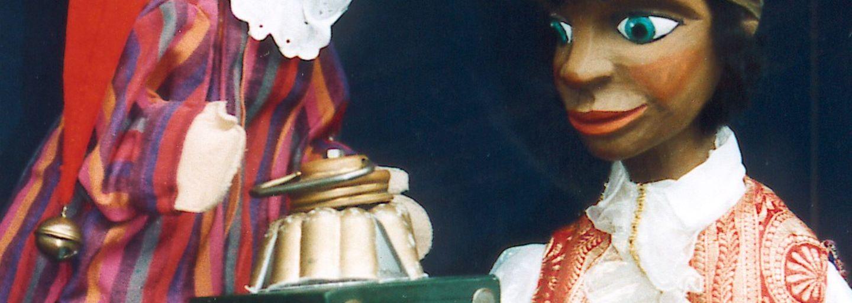Kindertheater Klosters: Kaspers Reise zu Prinz Aladdin