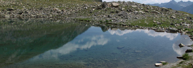 Guided hiking tour: Flüela Hospiz - Jöriseen and Grialetsch
