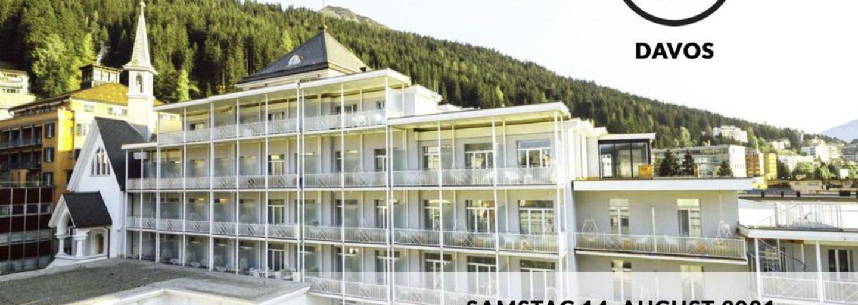 Ear Sin im Hard Rock Hotel Davos