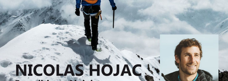 Multimedia Show SEHNSUCHT mit dem Expeditions-Alpinisten Nicolas Hojac