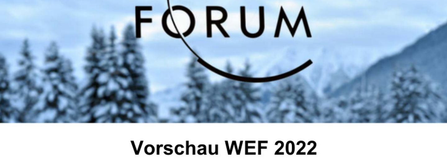 Preview WEF 2022