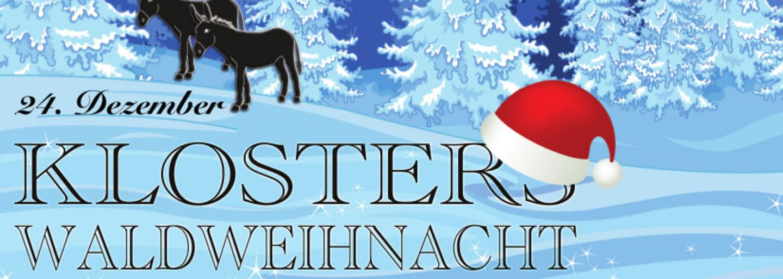 Waldweihnachten in Klosters