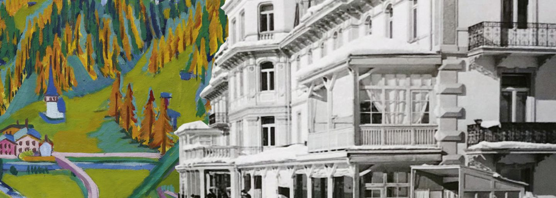 Europa auf Kur. Ernst Ludwig Kirchner, Thomas Mann und der Mythos Davos