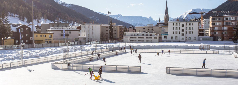 Eistraum Davos: Schnägga-Tag