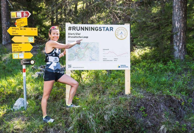 #Runningstar: drei abwechslungsreiche Etappen