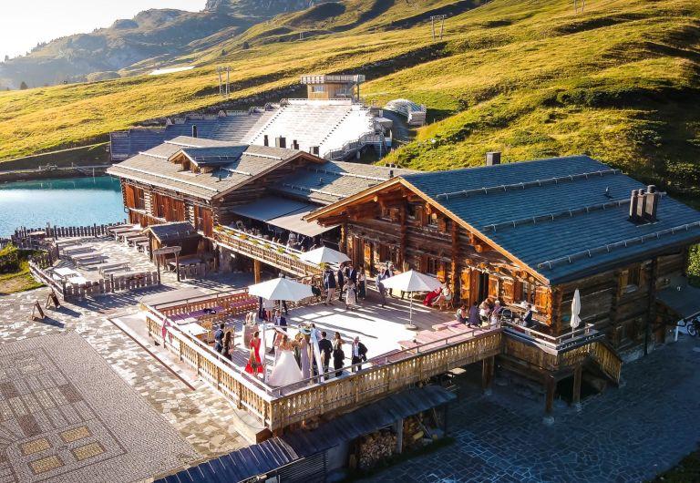 Madrisa-Hof zählt zu den schönsten Eventlocations der Schweiz