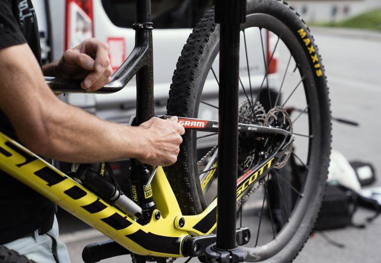 Neue Video-Serie: So reparieren Sie Ihr Bike selbst