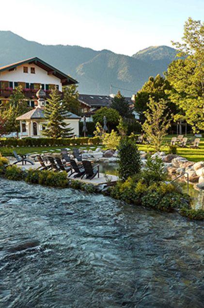 5 Nächte bleiben, 4 bezahlen im Bachmair Weissach Spa & Resort