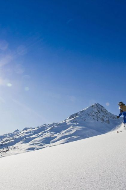 Saratz Season Opening - Season start with ski passes & skis