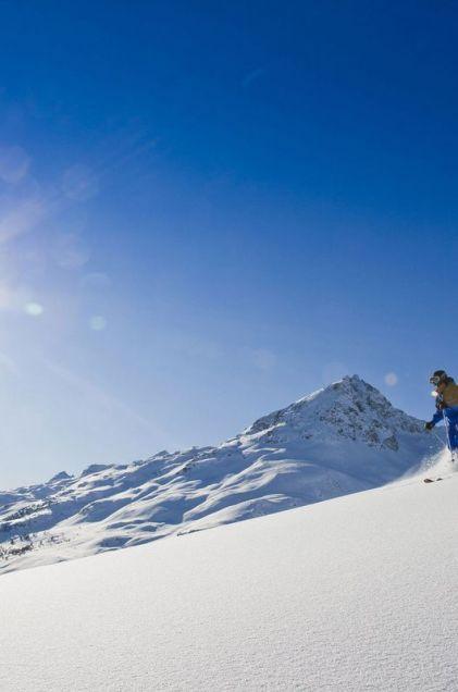 Saratz Season Opening - Saisonstart mit Skipass & Skiern