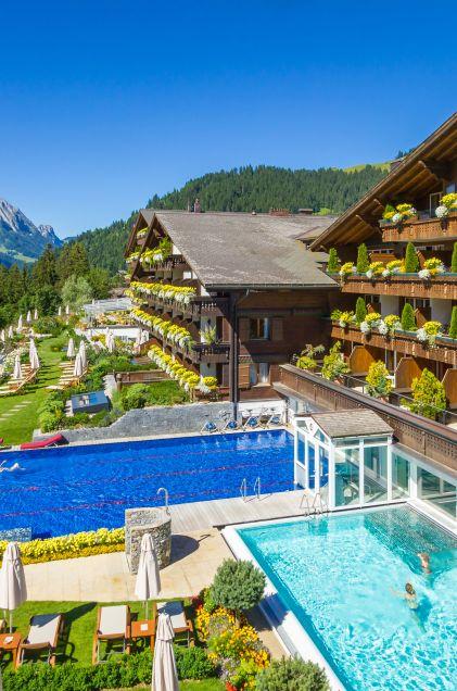 Auffahrt-Wochenende im ERMITAGE Wellness- & Spa-Hotel