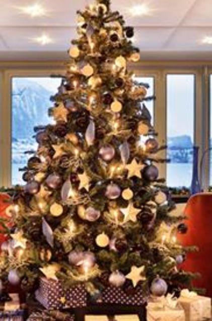 La magie de Noël à BEATUS Wellness- & Spa-Hotel
