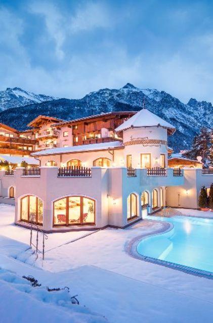 Skivergnügen im Tirol