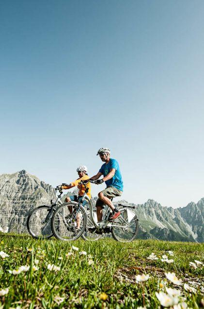 Biken & Relaxen im Forster´s Naturresort