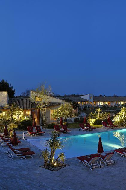 Musikalische Köstlichkeiten im Hotel L'Estelle en Camargue