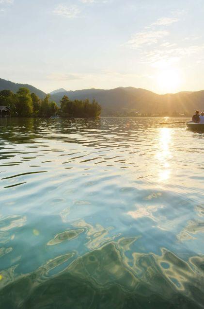 7 Nächte bleiben, 6 bezahlen im Bachmair Weissach Spa & Resort