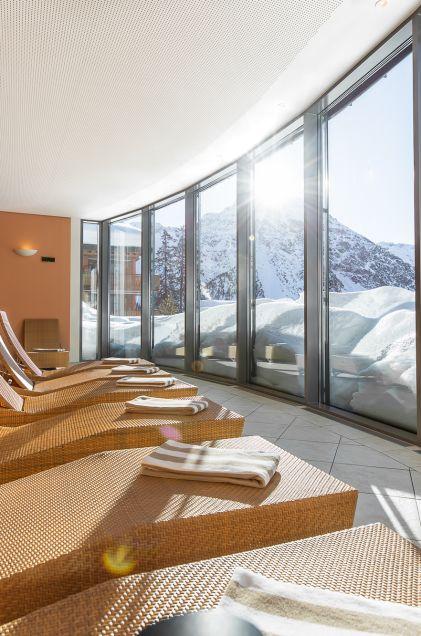 Midweek Luxury Wellness Short Trip at the Waldhotel Arosa