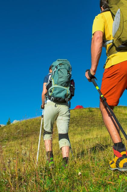 Wandertriologie im Berner Oberland