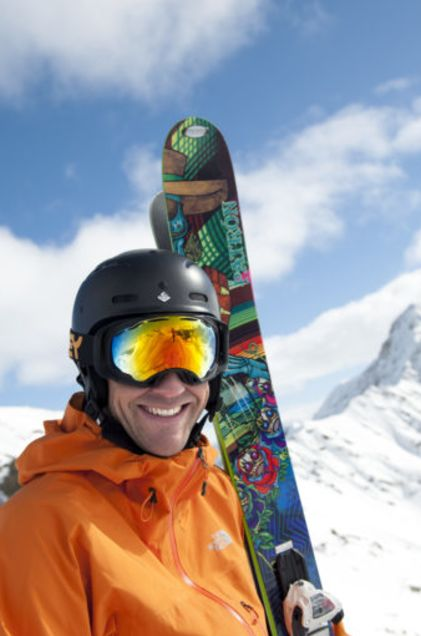 Winter skiing fun - ski rental and ski pass included