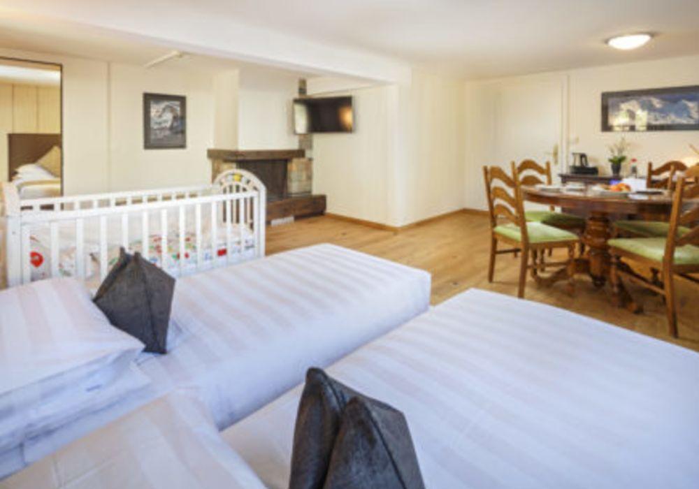 Familien Suite Waldseite ohne Balkon