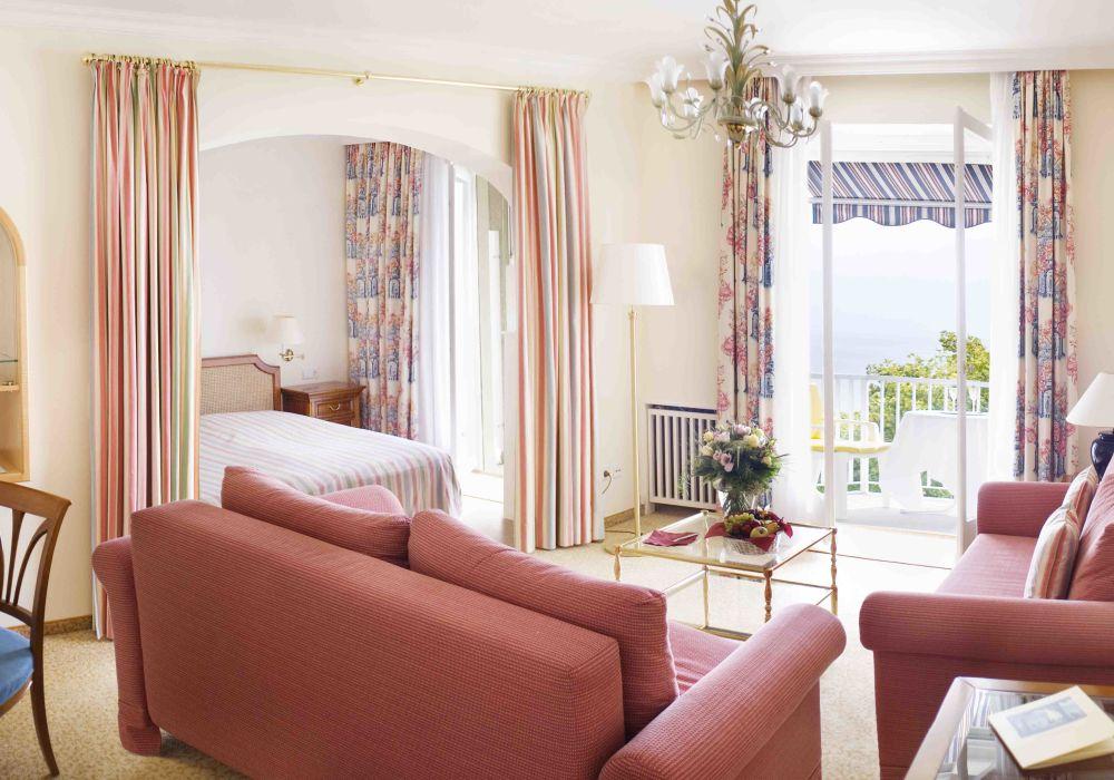 Junior Suite Seeseite & Balkon