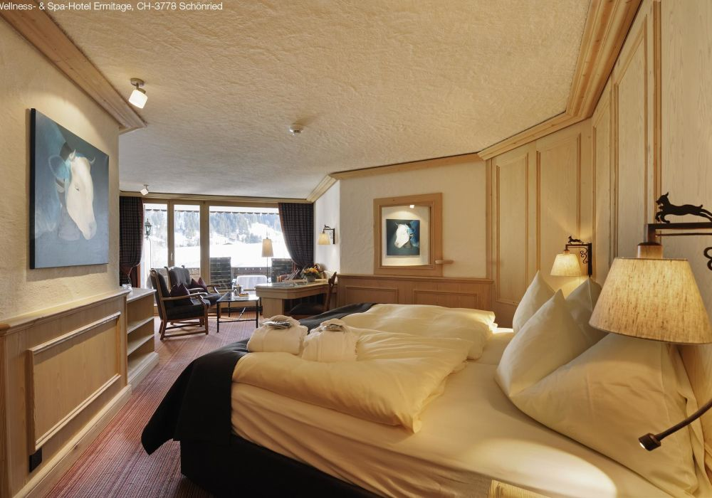 Gstaad Junior Suite