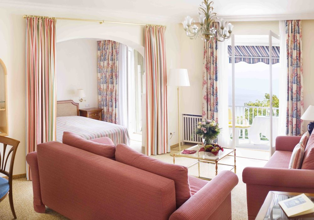 Junior Suite Seeseite & Balkon