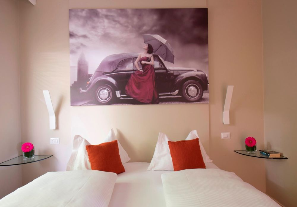 One-Bedroom Suite mit Balkon und Seesicht