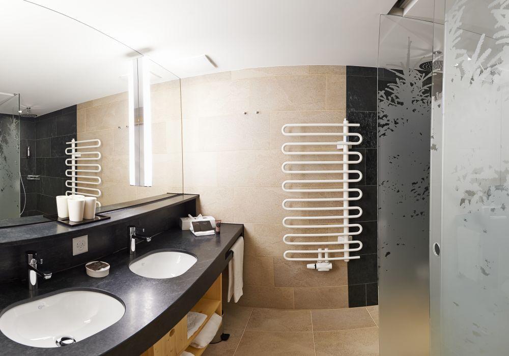 Arven Doppelzimmer Waldseite im Waldhotel