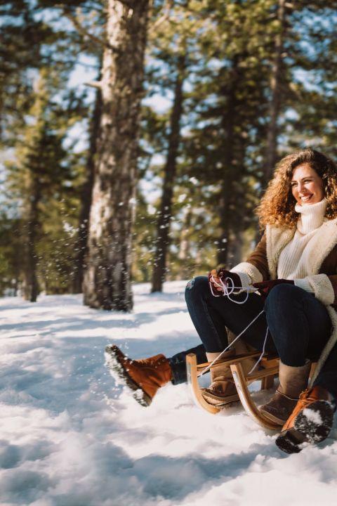 TCS - Winter Erlebnis für alle Sinne