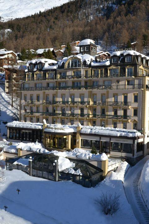 Kennenlern-Angebot: Traumhaftes Parkhotel Beau Site Zermatt in neuem Glanz!