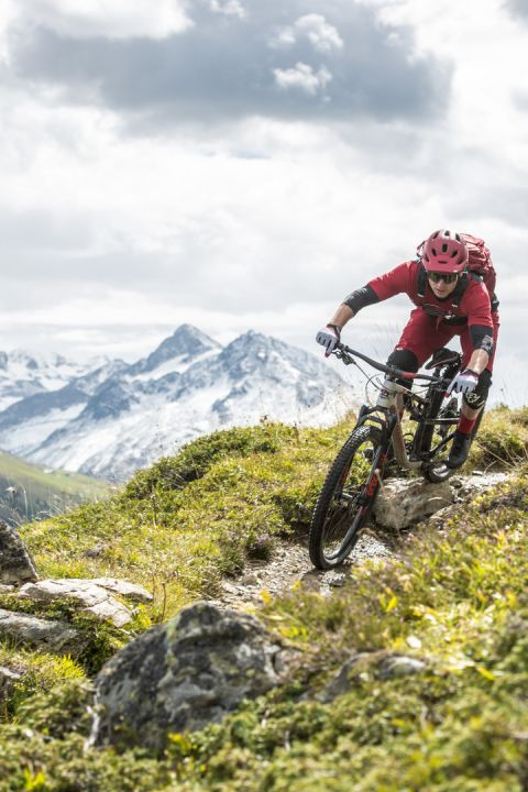 Trail-Spass bis ins Südtirol