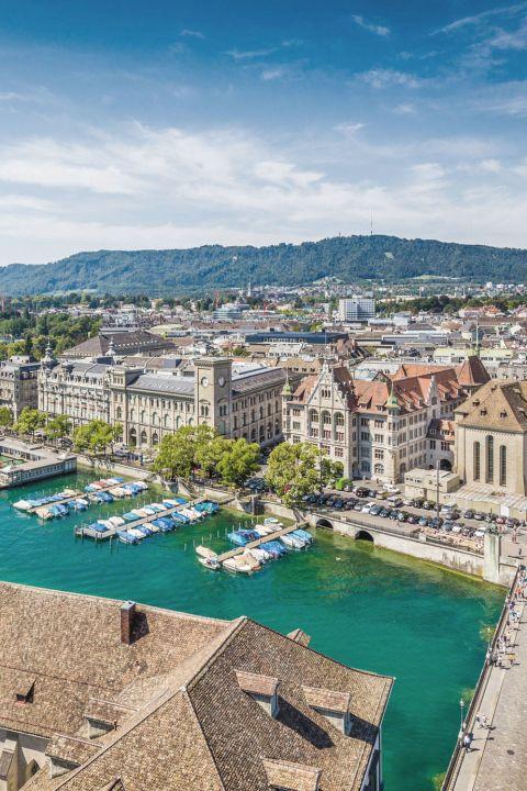 500 ans de Réforme à Zurich