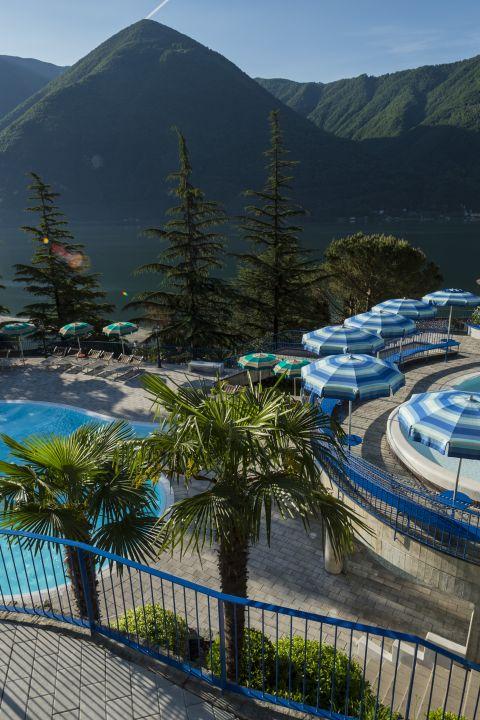 HEV - Dolce Vita am Luganersee: Energie tanken im Lifestyle Beach Resort