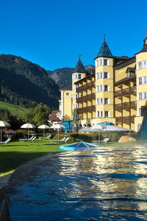 HEV - «Südtirol» im Adler Spa Resort Dolomiti in St. Ulrich im Grödnertal